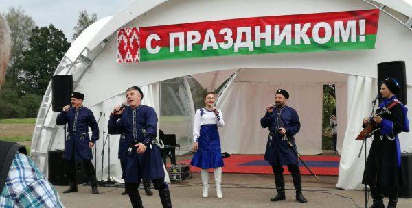Праздник в Башкировке 2018